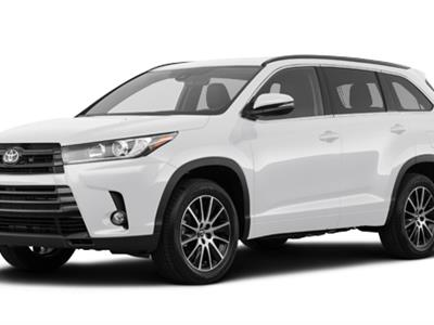 2018 Toyota Highlander lease in Denver,CO - Swapalease.com