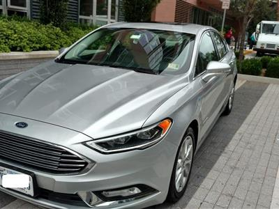 2017 Ford Fusion Energi lease in McLean,VA - Swapalease.com