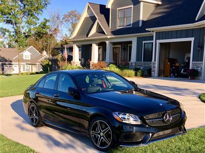 2016 Mercedes-Benz C-Class lease in Grand Rapids,MI - Swapalease.com