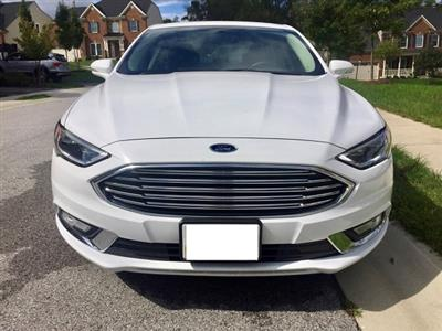 2018 Ford Fusion lease in Ellicott City,MD - Swapalease.com