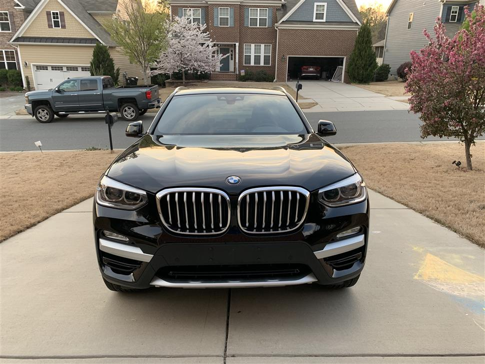 2018 BMW X3 lease in APEX, NC