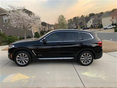 2018 BMW X3 lease in APEX,NC - Swapalease.com