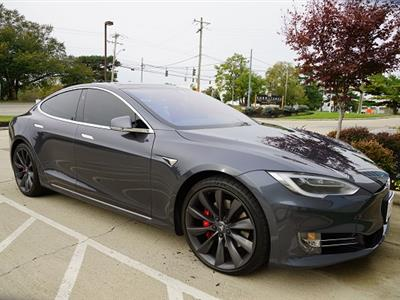 2017 Tesla Model S lease in Cincinnati,OH - Swapalease.com