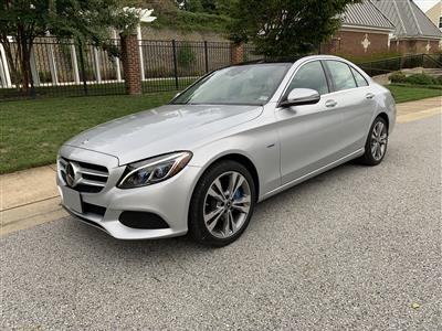 2017 Mercedes-Benz C-Class lease in Stuart,FL - Swapalease.com