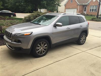 2018 Jeep Grand Cherokee lease in Raleigh,NC - Swapalease.com