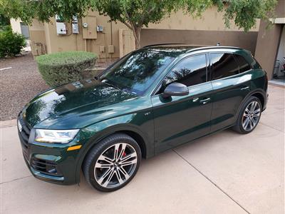 2018 Audi SQ5 lease in Phoenix,AZ - Swapalease.com