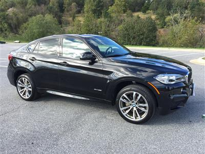 2017 BMW X6 lease in Timonium,MD - Swapalease.com