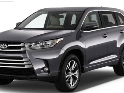 2017 Toyota Highlander lease in monroe township,NJ - Swapalease.com