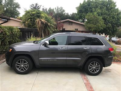 2017 Jeep Grand Cherokee lease in Woodland Hills,CA - Swapalease.com