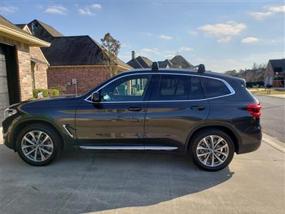 2018 BMW X3 lease in Youngsville,LA - Swapalease.com