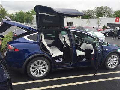 2017 Tesla Model X lease in Washington,DC - Swapalease.com