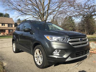 2018 Ford Escape lease in Okemos,MI - Swapalease.com