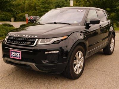 2017 Land Rover Range Rover Evoque lease in Pleasantville,NY - Swapalease.com
