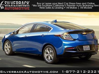 Chevrolet Volt Lease Deals And Specials Swapalease Com