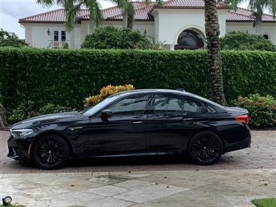 2018 BMW M5 lease in Parkland,FL - Swapalease.com