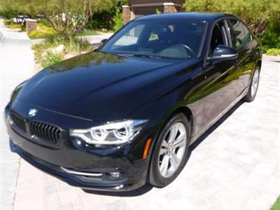 2016 BMW 3 Series lease in Henderson,NV - Swapalease.com