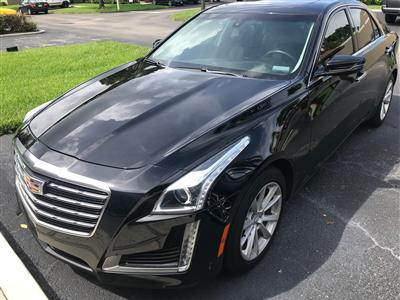 2017 Cadillac CTS lease in PEMBROKE PINES,FL - Swapalease.com