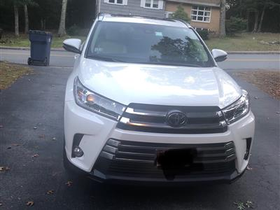 2017 Toyota Highlander lease in Sharon,MA - Swapalease.com