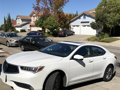 2018 Acura TLX lease in Fremont,CA - Swapalease.com