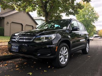 2018 Volkswagen Tiguan Limited lease in Hillsboro,OR - Swapalease.com