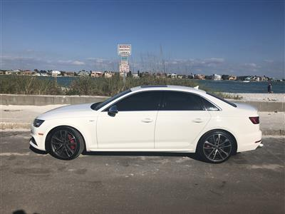 2018 Audi S4 lease in Naples,FL - Swapalease.com
