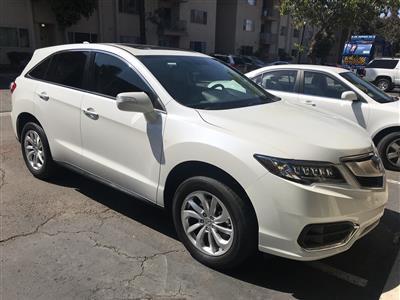 2017 Acura RDX lease in San Diego,CA - Swapalease.com
