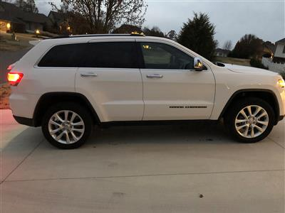 2017 Jeep Grand Cherokee lease in Paducah,KY - Swapalease.com