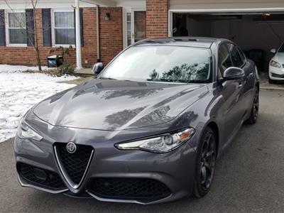 2017 Alfa Romeo Giulia lease in Columbus,OH - Swapalease.com