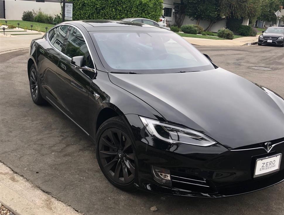 2018 Tesla Model S Lease In Valley Village Ca