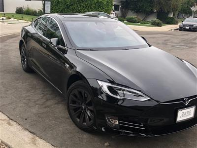 2018 Tesla Model S lease in Valley Village,CA - Swapalease.com