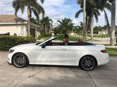 2017 Mercedes-Benz C-Class lease in Cape Coral,FL - Swapalease.com