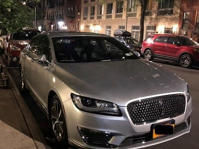 2018 Lincoln MKZ lease in New york,NY - Swapalease.com