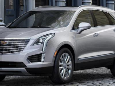 2018 Cadillac XT5 lease in Los Angeles,CA - Swapalease.com