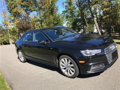 2018 Audi A4 lease in Randolph,NJ - Swapalease.com