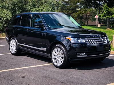 2015 Land Rover Range Rover lease in Hasbrouck Heights,NJ - Swapalease.com