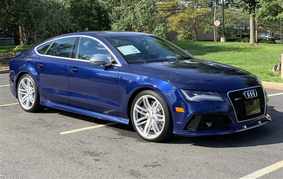 2014 Audi Rs7 Lease In Hasbrouck Heights Nj