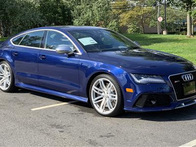 2014 Audi RS7 lease in Hasbrouck Heights,NJ - Swapalease.com