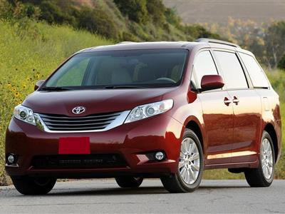 2017 Toyota Sienna lease in Manchester,CT - Swapalease.com