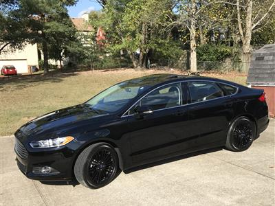2016 Ford Fusion lease in Gallatin,TN - Swapalease.com