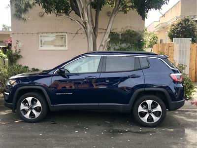 2017 Jeep Compass lease in Portland,OR - Swapalease.com