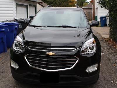 2017 Chevrolet Equinox lease in St Paul,MN - Swapalease.com