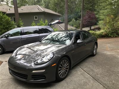 2016 Porsche Panamera lease in Gig Harbor,WA - Swapalease.com