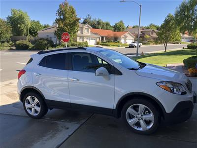 2016 Buick Encore lease in Temecula,CA - Swapalease.com