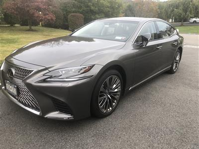 2018 Lexus LS 500 lease in mohegan lake,NY - Swapalease.com