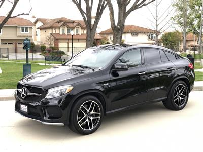 2018 Mercedes-Benz GLE-Class Coupe lease in Thousand Oaks,CA - Swapalease.com