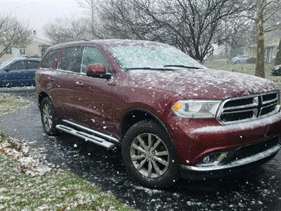 2017 Dodge Durango lease in Willmington,DE - Swapalease.com