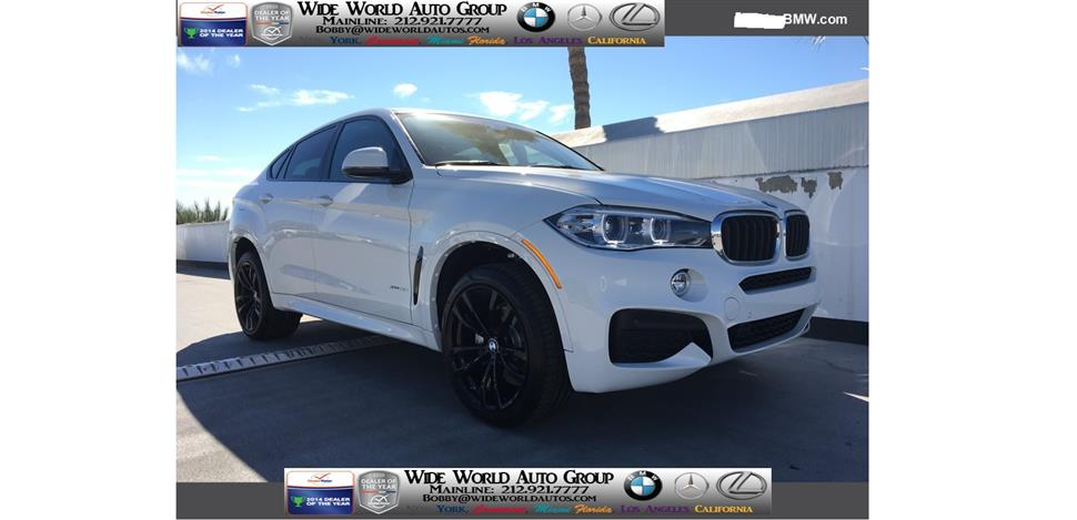 2019 Bmw X6 Lease In New York Ny