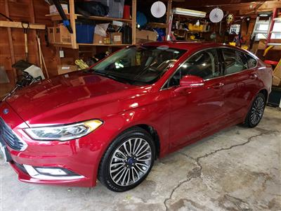 2017 Ford Fusion lease in Inver Grove Height,MN - Swapalease.com