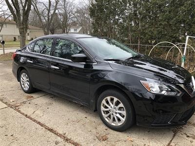 2017 Nissan Sentra lease in Chicago,IL - Swapalease.com