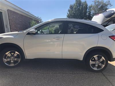 2017 Honda HR-V lease in Brandon,MS - Swapalease.com